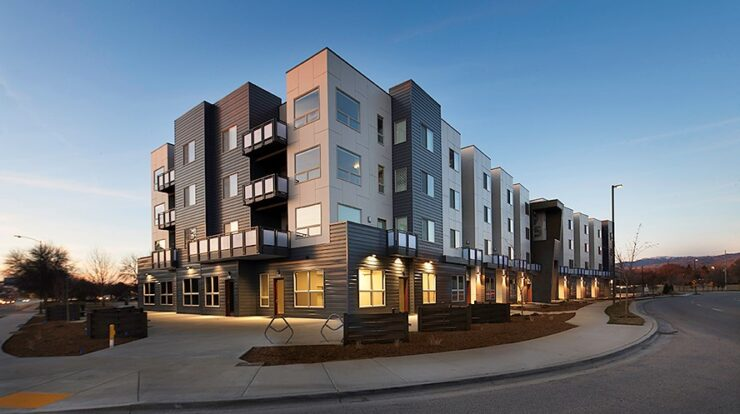 Mid-Rise Mixed Use